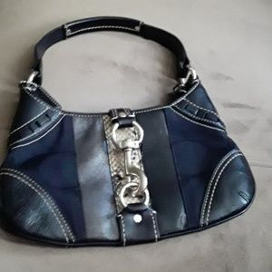 Mini coach handbag DETAILS everywhere